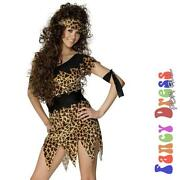 Cavewoman Fancy Dress