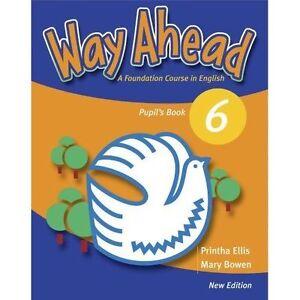 Way Ahead 6 Pb Revised, al, Ellis P et, New Book