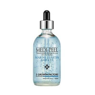 Medi Peel Marine Elastin Ampoule 100ml Wrinkle Improvement K-Beauty