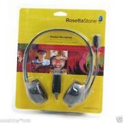 Rosetta Stone Headset