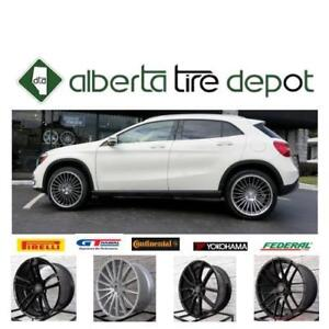LOWEST PRICE Mercedes GLA GL GLE GLK GLK Rim Tire Winter AS 235/45R19 235/50R18 275/50R20 275/55R19 265/45R20 255/50R19