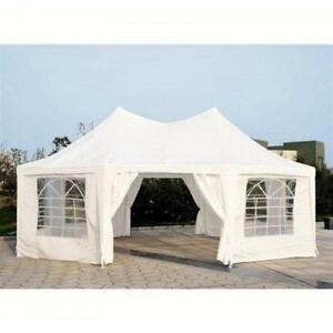 Brand New || Gorgeous 22.3' ft Octagonal Wedding, Party & Catering Tents || We Deliver FREE!!