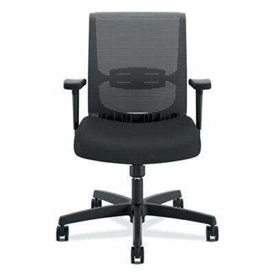Hon Convergence Chair Swivel-tilt Adjustable Arms Black Honcms1aaccf10