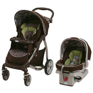 Graco Stylus Travel system