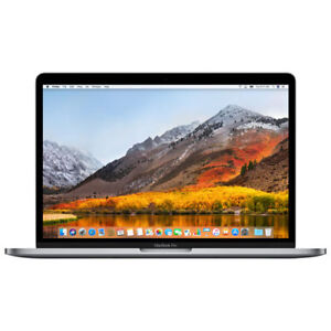 "Brand new Apple MacBook Pro with Touch Bar 13.3"" - Space Grey"