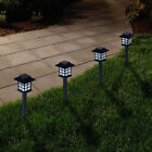 Outdoor Lighting with Dusk-to-Dawn