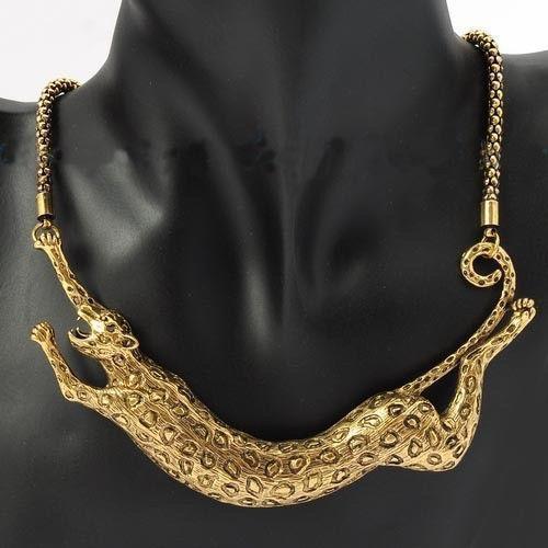 Leopard Necklace Ebay