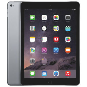 Apple iPad Air 2 32GB Wi-Fi + Cellular LTE - Space Grey like new
