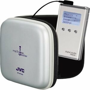 JVC CASE WITH BUILT IN NXT FLAT-PANEL SPEAKER