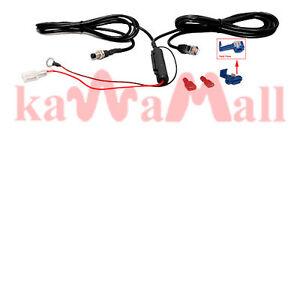 ESCORT-PASSPORT-SMART-MUTE-RADAR-Direct-Cord-Hard-Wire