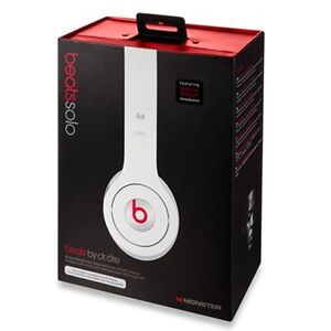 Wired Beats Solo (White)