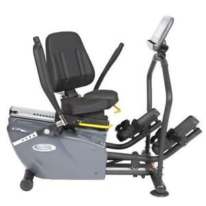 Physio Step Recumbent Steppers and Ellipticals