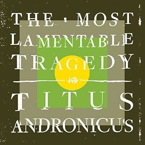 TITUS ANDRONICUS - THE MOST LAMENTABLE TRAGEDY 2 CD NEU