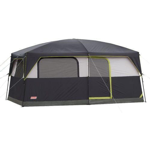 Used camping tents ebay for What is a tent cabin