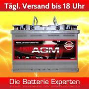 Autobatterie 66AH