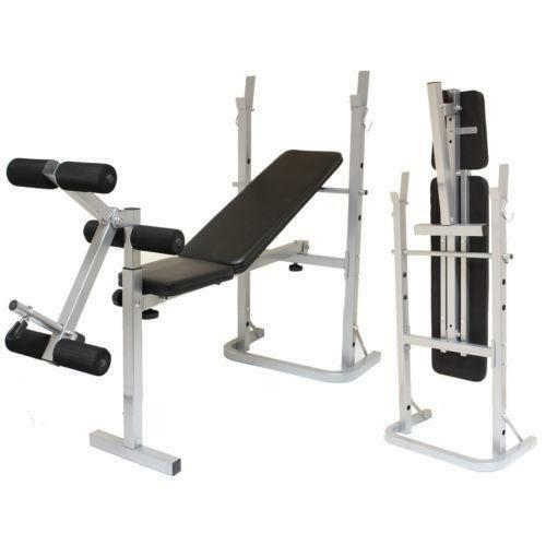Weight benches ebay Weight set and bench