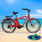 Men's Electric Bikes with 24 Volt