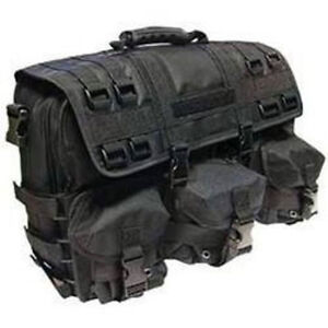 Black-Military-Molle-Tactical-Laptop-Computer-Bag-Attache-Case-17x12x4-5-6