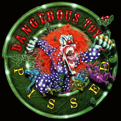 Dangerous Toys   Pissed  New Cd  Explicit