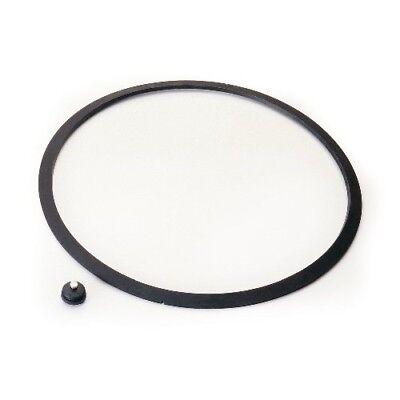 Ring Sealing - Presto Pressure Cooker Sealing Ring/Automatic Air Vent Pack (3 & 4 Quart)