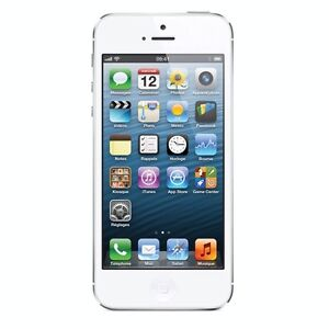 Apple iPhone 5  32GB BELL - White - NEW in box