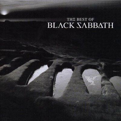 BLACK SABBATH THE BEST OF BLACK SABBATH 2 CD (Greatest Hits)