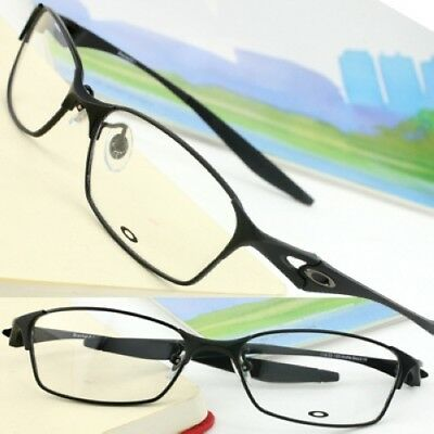 New Eyeglasses Eyewear rx Titanium Glasses Fashion Bracket Black Sport 22-185