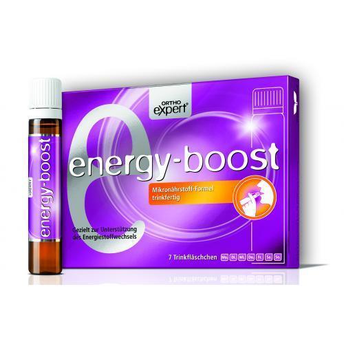 ENERGY-boost Orthoexpert Trinkampullen 7X25 ml