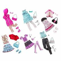 Barbie Cothes and Accessories