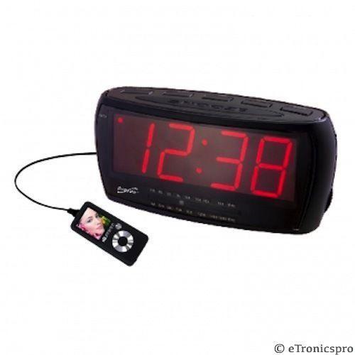 radio shack travel alarm clock manual