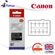 Canon Focusing Screen