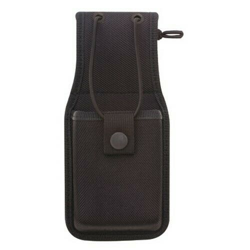 Tru-Spec 9041000 Tactical Black Standard Universal Police Radio Pouch Holder