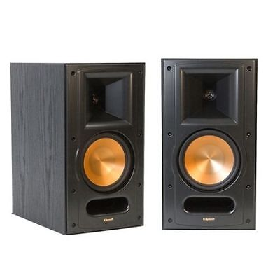 best small stereo speakers ebay. Black Bedroom Furniture Sets. Home Design Ideas