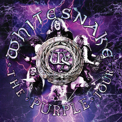 Whitesnake - Purple Tour (live) [New CD] With Blu-Ray