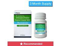 3 Months of PrEP (Ricovir EM, 90 tablets) - HIV prevention medicine