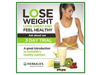 Lose Weight & Feel Great with Herbalife Nutrition