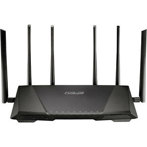 ASUS AC3200 RT-AC3200 TriBand Wireless Router - BNIB - Warranty