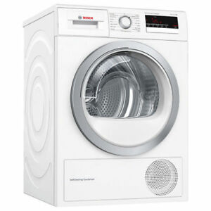 Bosch WTM85230GB 8kg A++ Heat Pump Tumble Dryer White - only 9 months old
