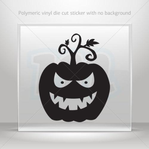 Halloween Window Decals Ebay