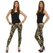 Camouflage Leggings