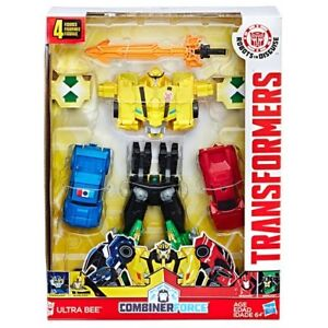 Transformers robots in disguise toy sets