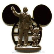 Disney Partners Pin