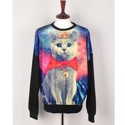 Pullover Katze