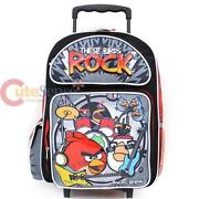 Angry Birds School Backpack