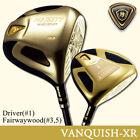 Maruman Driver Golf Clubs