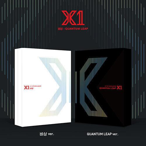X1 - 1st mini album  [비상 : QUANTUM LEAP] (KpopStoreinUSA)