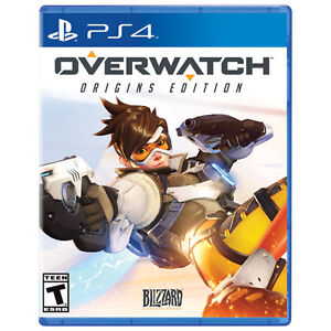 Brand New Sealed Overwatch (PS4)