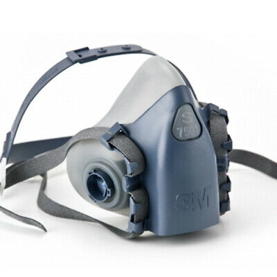 3M 7501/37081 Small Half Facepiece Respirator i