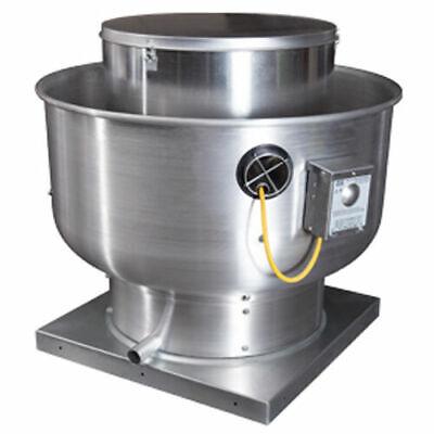 COMMERCIAL KITCHEN RESTAURANT EXHAUST BLOWER FOR 8 & 9 FOOT HOOD - Commercial Kitchen Exhaust Hood