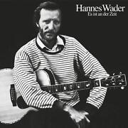 Hannes Wader CD